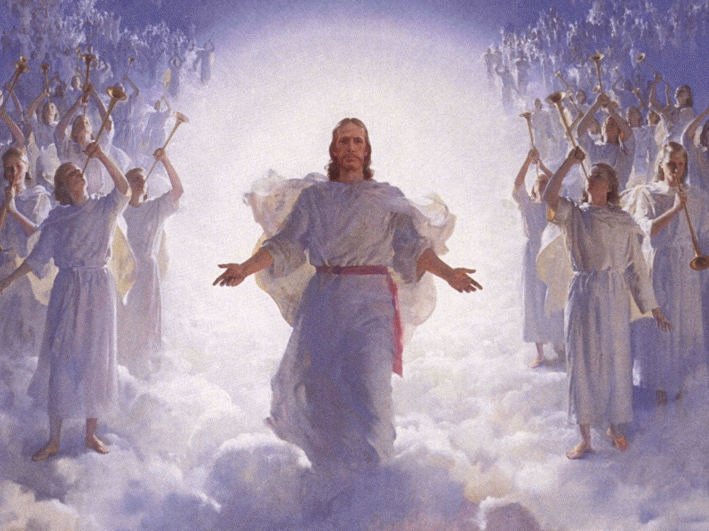 Jesus Comes to America