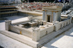 Model of Solomon's Temple in Jerusalem