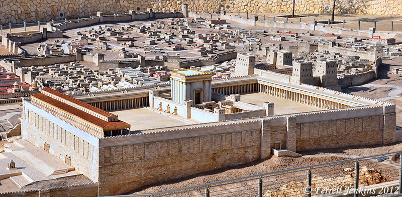 Building The New Temple In Jerusalem