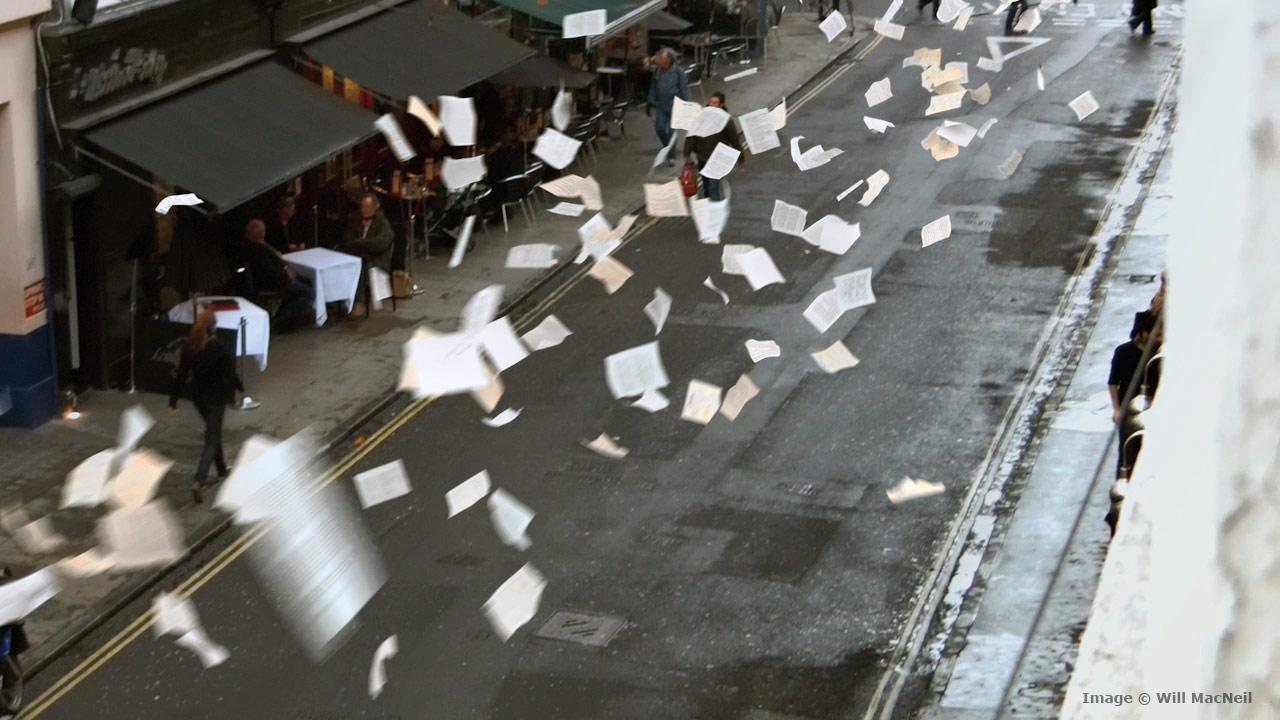 Walk across america response paper essay