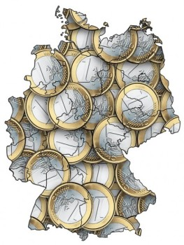 Germany-Euro-Map-Public-Domain-460x613