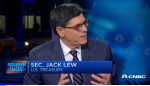Treasury Secretary Lew Gives Strange Warning About a Terrible Accident