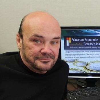 Economist Martin Armstrong