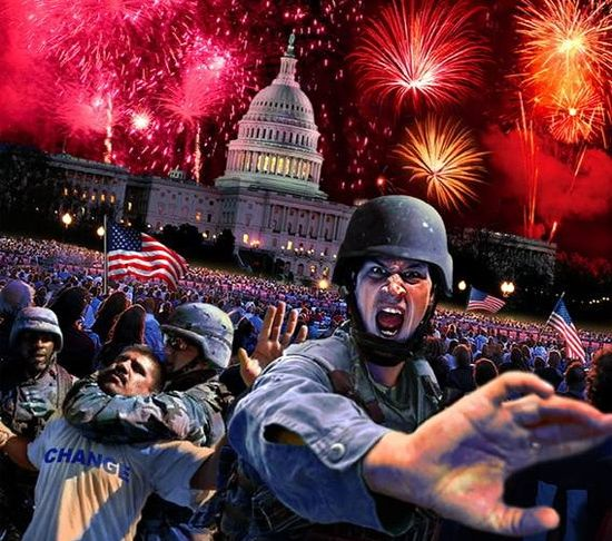 Prophetic Poem Reveals The Future Of America In 2016 And