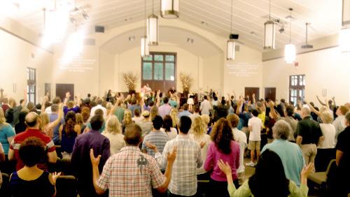 church_service