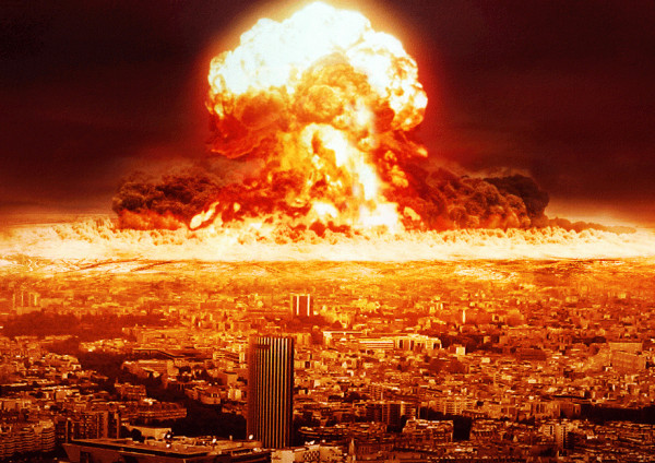 the nuclear threat during the berlin