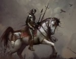 The Rider on the White Horse is Now Riding Across America