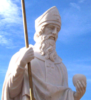 Statue of Saint Malachy