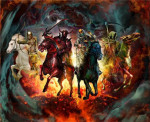 Proof the Four Horsemen Appear During the Birth Pangs, Not the Tribulation