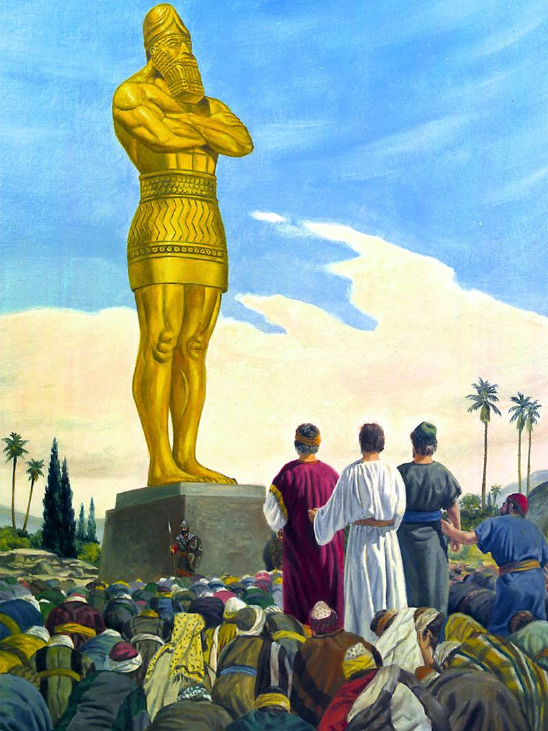 The life of king nebuchadnezzar of babylon