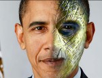 I Saw Obama's Face Shifting into a Reptilian Form