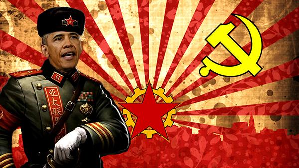 obama_communist
