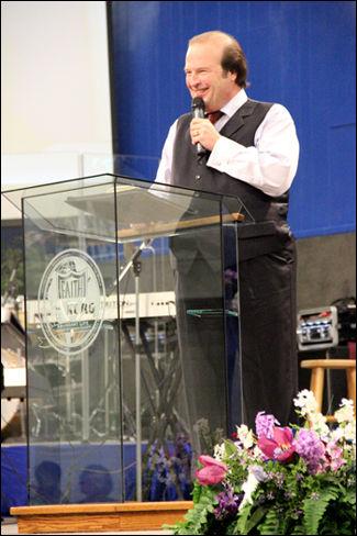 Evangelist Ted Shuttlesworth