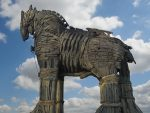Trojan Horse Rolled Down the Street But No One Paid Attention