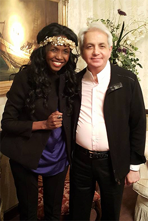 Esther_with_Benny_Hinn