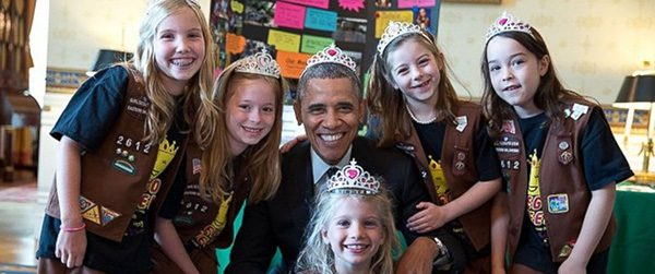 Obama crown