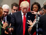 An Encounter With Jesus Regarding Donald Trump's Presidential Season