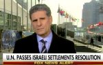 Ominous Alarm Sounds Instantly After Fox News Correspondent Finishes Reporting UN's Anti-Israel Resolution