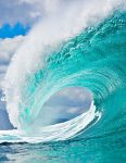 """Soon My Spirit Will Flood the Earth Like a Huge Ocean Wave"""
