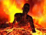 """""""I Saw the One Called """"Mohammed"""" in Hell, as He Was Burning in a Pit of Lava"""""""