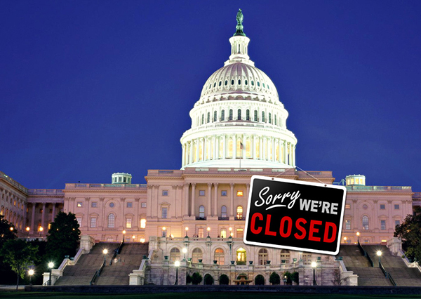 News national april shutdown government responds