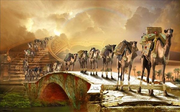 """The Camels are Coming! Help is Coming!""""   Z3 News"""