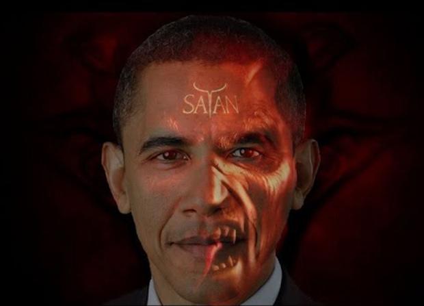 """Barack Hussein Obama – he is the beast."" | Z3 News | 620 x 447 jpeg 96kB"