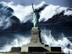 Massive tsunami coming to New York City