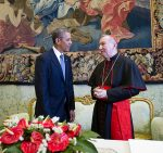 Tom Horn: Petrus Romanus will soon replace Pope Francis
