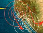 Prophetic dream reveals epicenter of earthquake striking off coast of Santa Barbara.