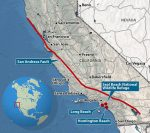 Prophetic vision reveals devastatingly destructive earthquake hitting California soon.