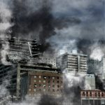 Prophetic dream shows charred buildings in Boston, Massachusetts