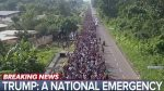 An invasion is coming to America with many riots.