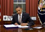 "Obama signs order called, ""The Extinction of the Christians."""